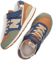 Blauwe NEW BALANCE Lage sneakers YV996  - medium