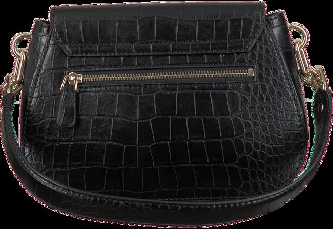 GUESS Sac bandoulière TRIPLE G DEMI SHOULDER BAG en noir  - large