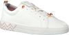 TED BAKER Baskets TED BAKER KELLEIP en blanc - small