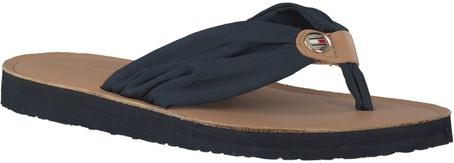 Blauwe TOMMY HILFIGER Slippers BEACH SANDAL - large