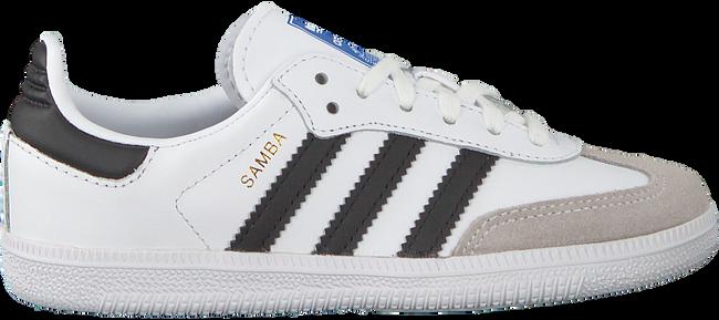 7adb11cefbe Witte ADIDAS Sneakers SAMBA OG C - Omoda.be