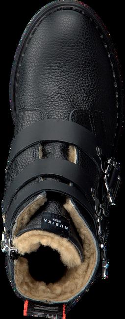 NUBIKK Biker boots FAE BUCKLE FUR en noir  - large
