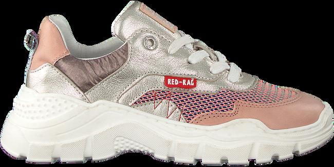 Zilveren RED-RAG Lage sneakers 13282  - large