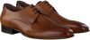 cognac FLORIS VAN BOMMEL shoe 14095  - small