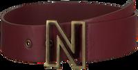 Rode NIKKIE Riem DAPHNE BELT  - medium