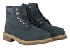 Blauwe TIMBERLAND Enkelboots 6IN PRM WP BOOT KIDS  - small