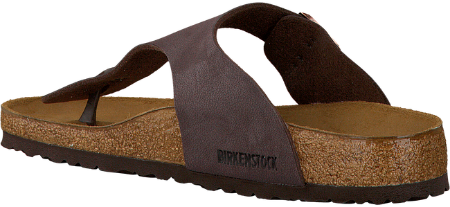 BIRKENSTOCK PAPILLIO Tongs RAMSES en marron - large