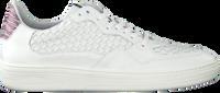 Witte FLORIS VAN BOMMEL Lage sneakers 16265  - medium