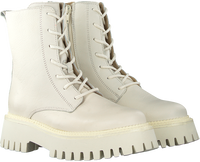 BRONX Bottines à lacets GROOV-Y 47283 en blanc  - medium