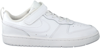 Witte NIKE Lage sneakers COURT BOROUGH LOW 2 (PS)  - medium