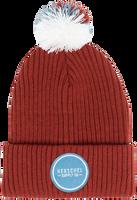 HERSCHEL Bonnet SEPP en rouge  - medium