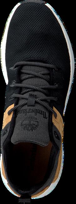 Zwarte TIMBERLAND Lage sneakers SPRINT TREKKER LOW FABRIC  - large