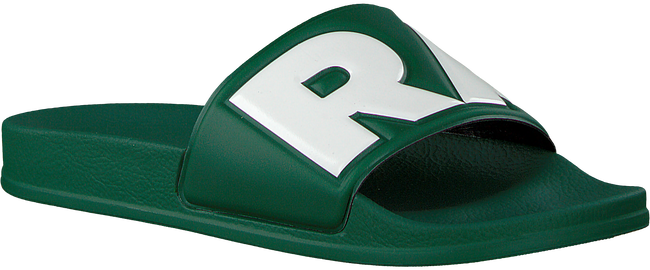 Groene G-STAR RAW Slippers CART SLIDE - large