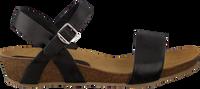 Zwarte RED-RAG Sandalen 79198  - medium