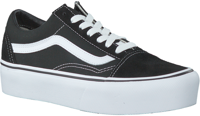 VANS Baskets OLD SKOOL PLATFORM en noir - large