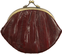 Rode BECKSONDERGAARD Portemonnee GRANNY RAINBOW - medium