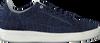 FLORIS VAN BOMMEL Baskets basses 13265 en bleu  - small