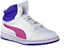 PUMA Baskets 353999 en blanc - small