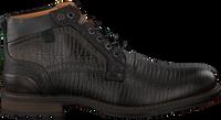 AUSTRALIAN Bottines à lacets MONTENERO en noir  - medium