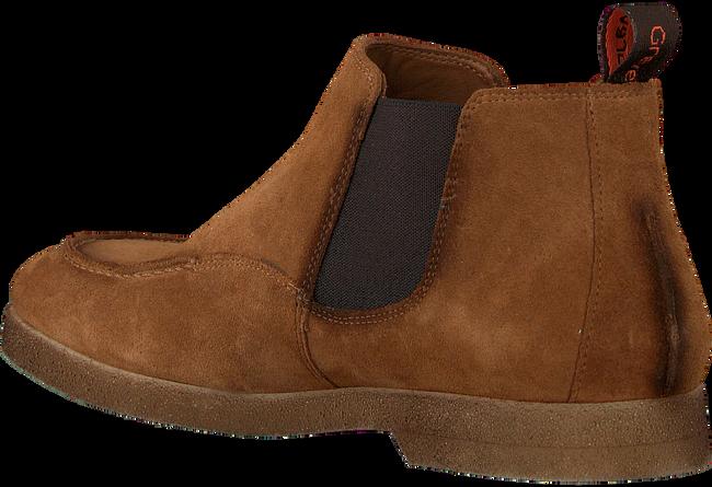 Cognac GREVE Chelsea boots TUFO  - large