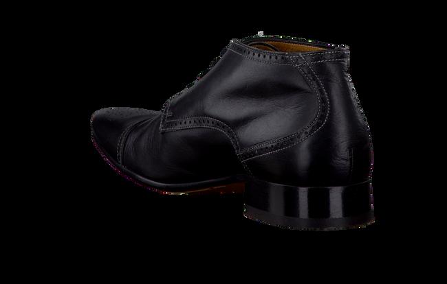 Zwarte GIORGIO Veterschoenen HE4726  - large