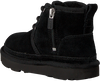 UGG Bottines à lacets NEUMEL en noir - small