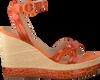 UNISA Espadrilles MONTEA en orange  - small