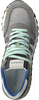 PREMIATA Baskets basses LANDER en gris  - small