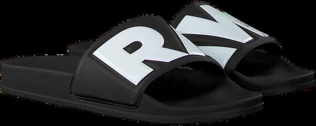 G-STAR RAW Tongs CART SLIDE en noir - large