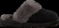 Zwarte UGG Pantoffels COZY KNIT SLIPPER WOMEN'S - medium
