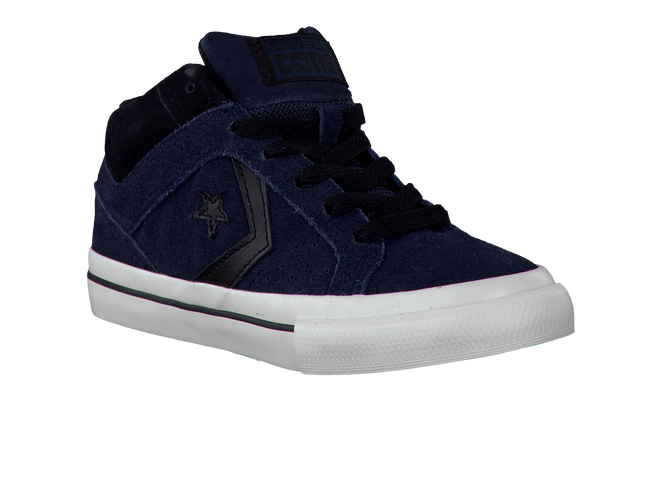 CONVERSE Baskets GATES MID en bleu - large