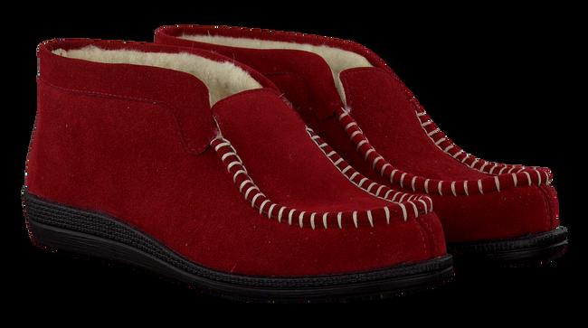 ROHDE ERICH Chaussons 2176 en rouge - large
