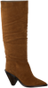 Cognac TORAL Lange laarzen 12033  - small