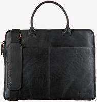 MAZZELTOV Sac pour ordinateur portable XANDER01 en noir  - medium