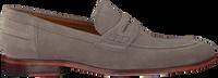 MAZZELTOV Chaussures à enfiler 5401 en taupe  - medium