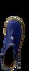 SHOESME Bottes hautes CR3W019 en bleu - small