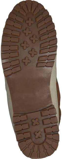 TORAL Bottines à lacets 12200 en marron  - large
