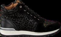DEVELAB Chaussures à lacets 41762 en noir  - medium