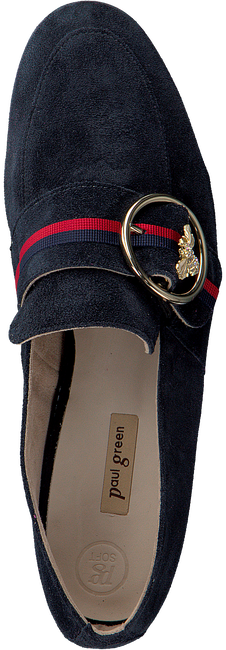 Blauwe PAUL GREEN Loafers 2472  - large