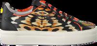 Oranje FLORIS VAN BOMMEL Lage sneakers 85297  - medium