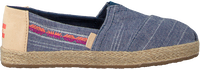 TOMS Chaussures à enfiler ALPARGATA en bleu  - medium