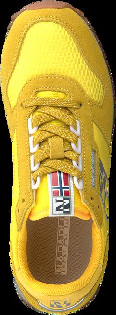 NAPAPIJRI Baskets basses VICKY en jaune  - large