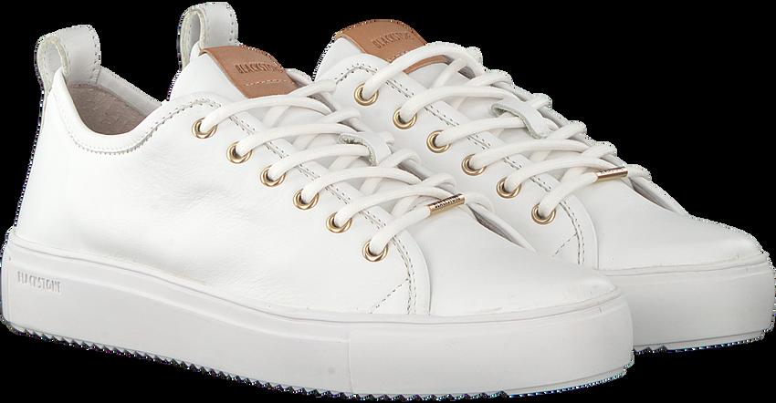 Witte BLACKSTONE Sneakers PL97  - larger