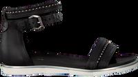 MJUS (OMODA) Sandales 740014 en noir - medium