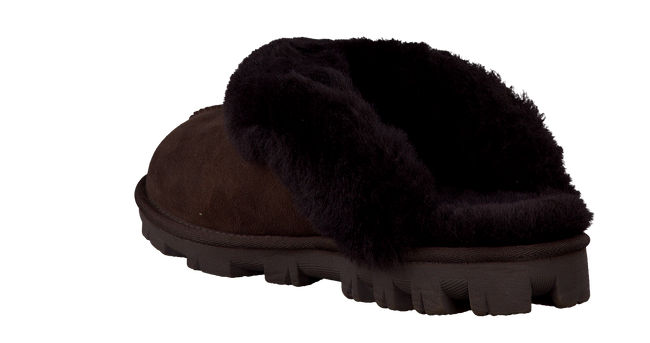 brown UGG shoe COQUETTE  - large