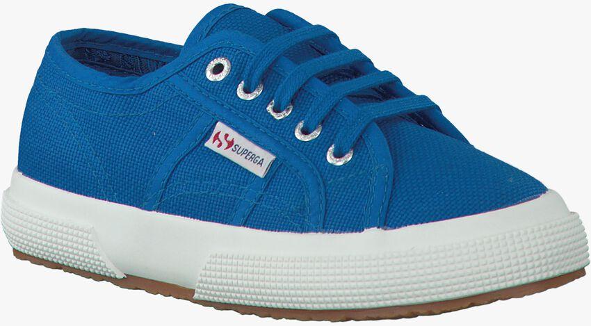 SUPERGA Baskets 2750 KIDS en bleu - larger