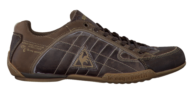 Bruine LE COQ SPORTIF Sneakers SEDAN LOW  - large