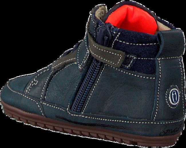 SHOESME Chaussures bébé BP8W015 en bleu - large