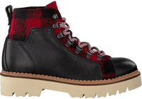SCOTCH & SODA Bottes hautes OLIVINE en noir  - medium