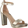 GUESS Sandales OMERE en or  - small